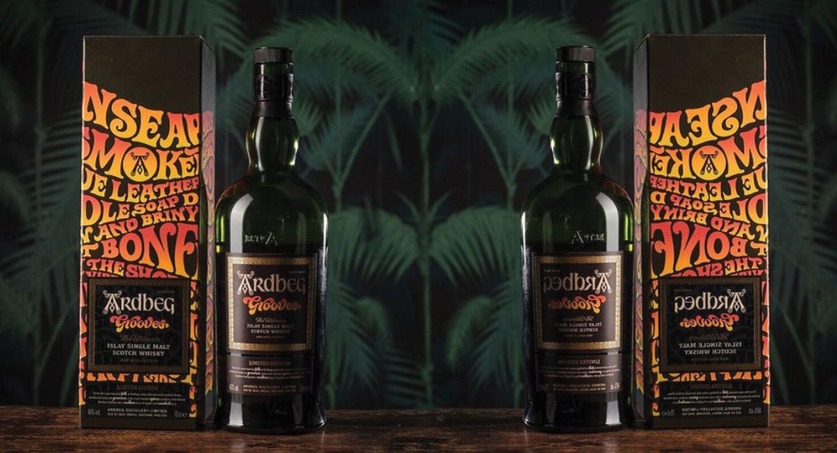 Whisky Grooves in serie limitatissima !!! Solo al Ferronato Store