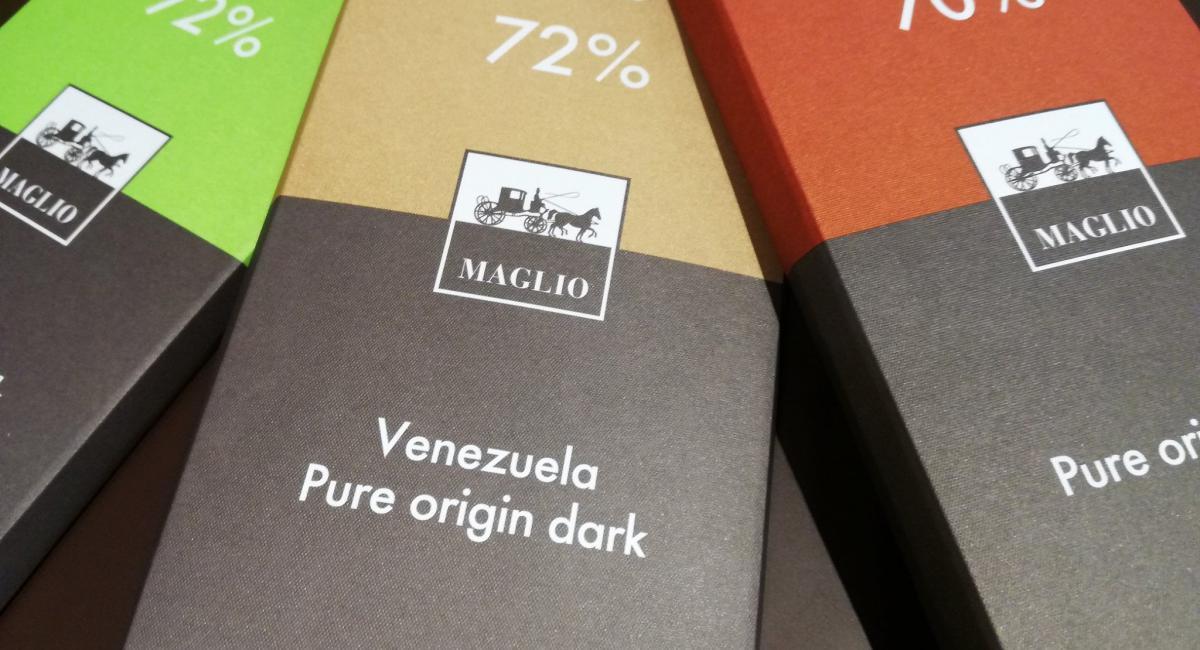 Il cioccolato fondente che passione!!