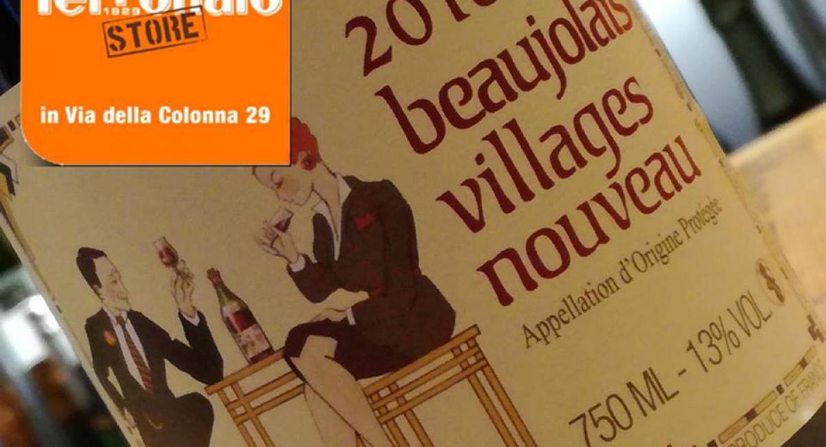È arrivato il Beaujolais village nouveau Ferraud 2018