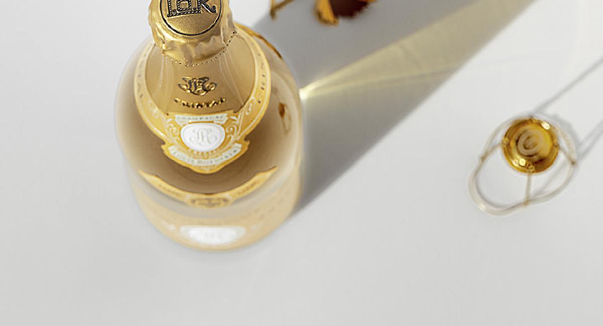Introvabile Champagne Cristal 2008, da noi c'è!!!