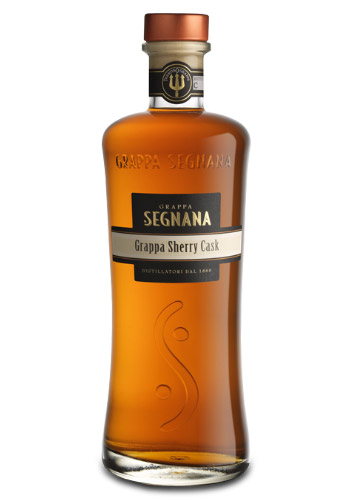 Grappa Sherry Cask Distilleria Segnana