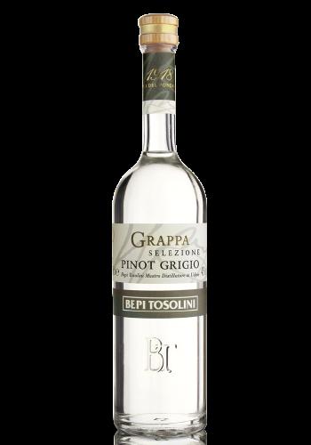 Grappa di Pinot Grigio Bepi Tosolini