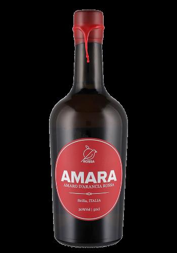 Amara - Amaro d'arancia rossa