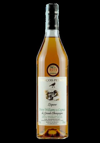 Liqueur au Cognac Poire François Peyrot
