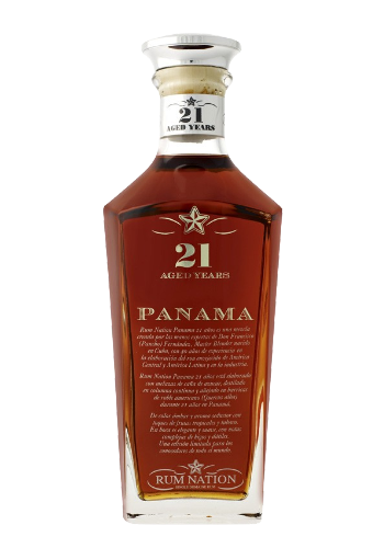 Rum Nation Panama 21 Year Old