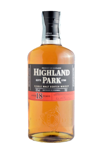 Whisky Highland Park 18 Years Old