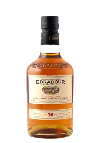 Scotch Whisky Edradour 10 Years Old