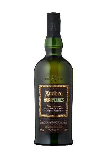 Scotch Whisky  Auriverdes Ardbeg