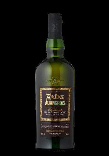 Scotch Whisky  Auriverdes Ardbeg