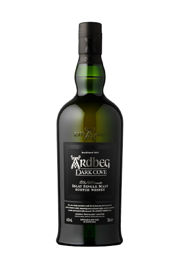 Scotch Whisky Dark Cove Ardbeg
