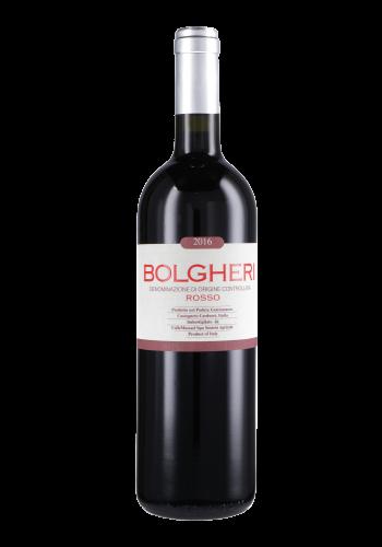 Bolgheri Rosso DOC 2016 - Grattamacco