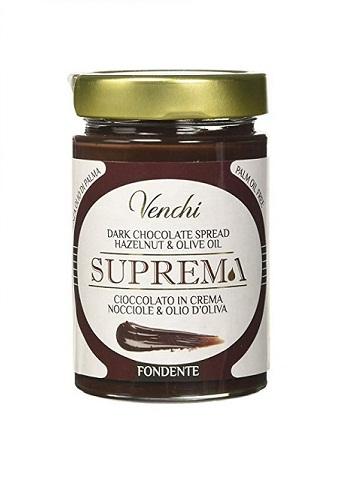 Suprema Crema Spalmabile Fondente Venchi