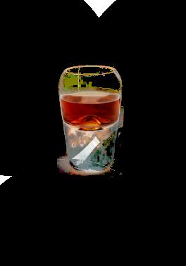 Bicchiere Binomio Maschio Bonaventura