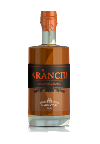 Aranciu Amaro all'Arancia Magiantosa