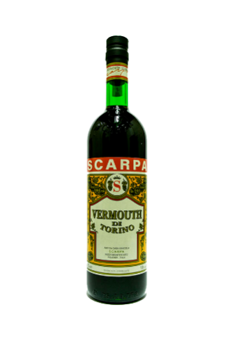 Vermouth Rosso Scarpa
