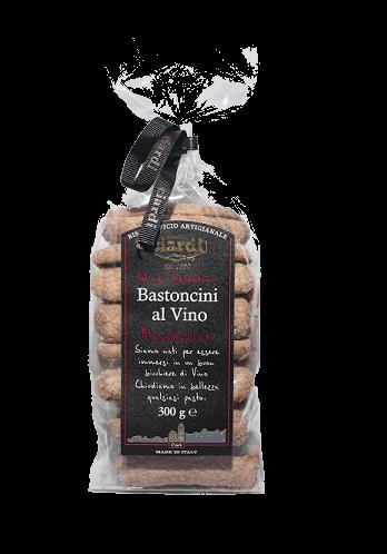 Bastoncini al Vino Rosso Mandorlati Ciardi