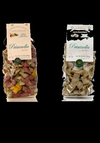 Selezione Paste Aromatizzate Paisanella