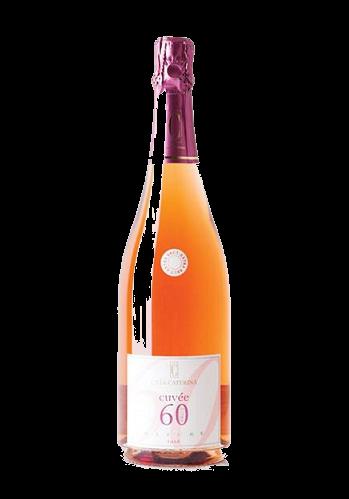 Cuvée 60 Nature Rosè Casa Caterina