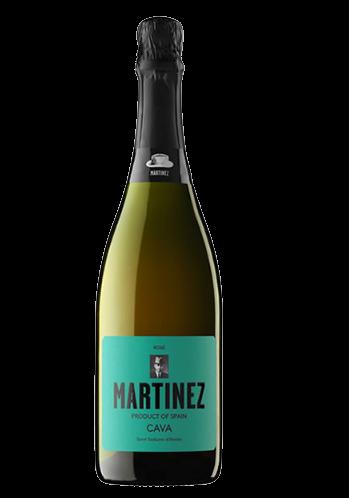 Cava Martinez Rosé Rimarts