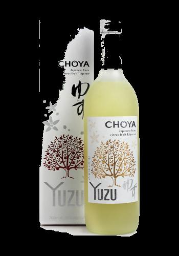Liquore a base di Yuzu Choya