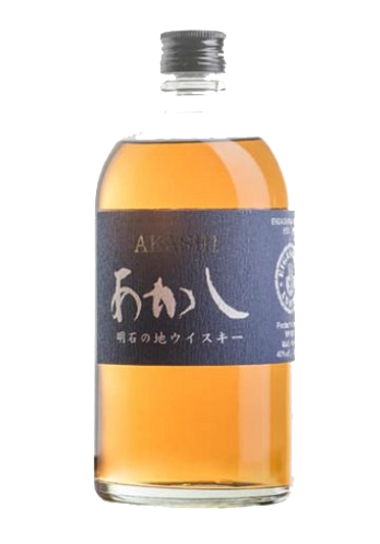 Whisky Akashi Blue Blended White Oak
