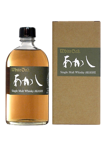 Whisky Akashi White Blended White Oak