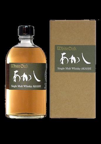 Whisky Akashi White Blended White Oak
