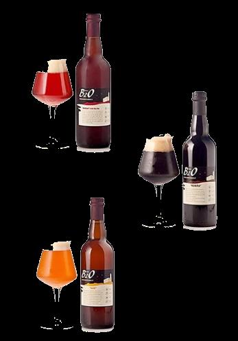Selezione Birre Birrificio B2O
