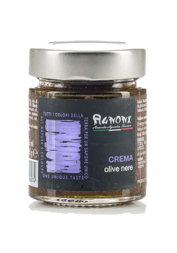 Crema di Olive Nere Agnoni