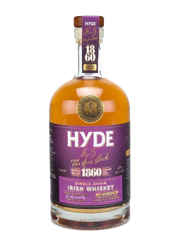 Irish Whisky N°5 Hyde