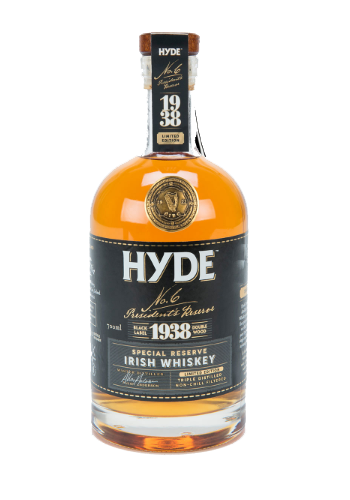 Irish Whisky N°6 Hyde