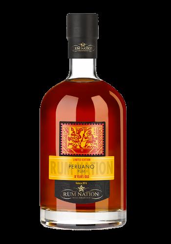 Rum Nation Peruano 8 Anos