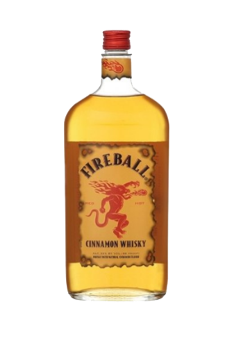 FireBall Whisky e Cannella