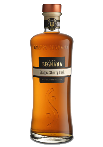 Grappa Sherry Cask Segnana