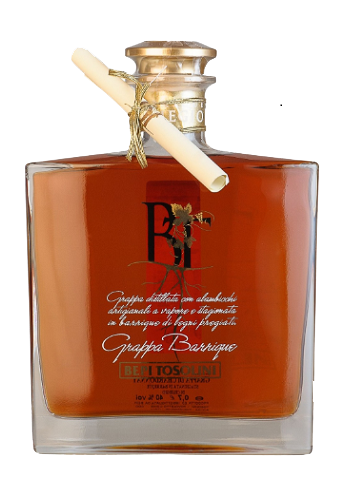 Grappa Girale Barrique Bepi Tosolini