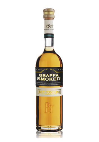 Grappa Smoked Bepi Tosolini