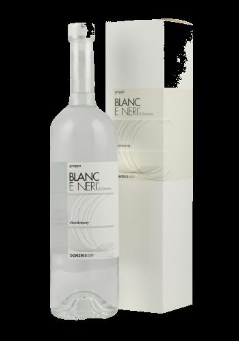 Linea Grappe Blanc e Neri da Vinacce Uve Bianche Domenis