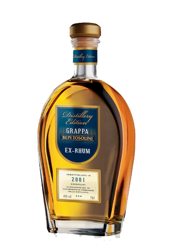Grappa Barrique Ex Rhum  Bepi Tosolini