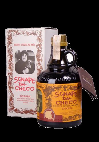 Grappa Sgnape dal Checo Distilleria Aquileia