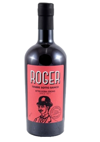 Roger Bitter Extra Strong Vecchio Magazzino Doganale