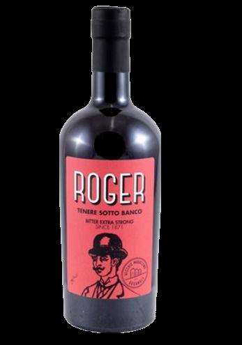Roger Bitter Extra Strong Vecchio Magazzino Doganale