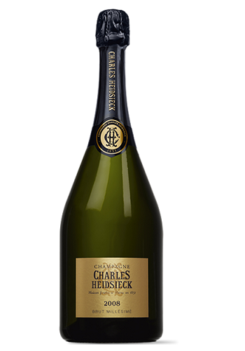 Champagne Brut Millesime 2008 Charles Heidsieck
