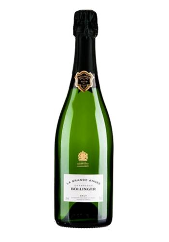 Champagne La Grande Année 2008 Bollinger