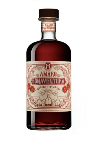Amaro Erbe e Spezie Bonaventura